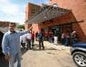 Tarek inspecciona construcción de la morgue de Píritu
