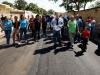 Inspección mejoras de calles Guzman Lander
