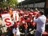 Tarek y jóvenes estudiantes revolucionarios dijeron Sí a la Enmienda