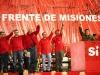 Chávez juramentó Frente de Misiones Sociales