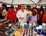 Gobernación y Mercal  realizaron con éxito rotundo Feria del Hallacazo Socialista