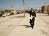 Tarek inspeccionó trabajos de vialidad y el distribuidor de la Avenida Costanera