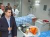 Gobernacion continúa rehabilitación del área de oftalmología del Razetti