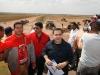 Tarek inspeccionó Proyecto Integral Socialista para el Cultivo de Soya en la Mesa de Guanipa