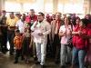Tarek inspeccionó funcionamiento de terminal de pasajero Cleto Quijada de El Tigre