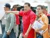 Tarek anuncia visita de los presidentes Hugo Chávez y Lula  Da Silva