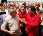"""Tarek: """"El Pueblo se desbordó para dar bienvenida a Lula y Chávez"""""""