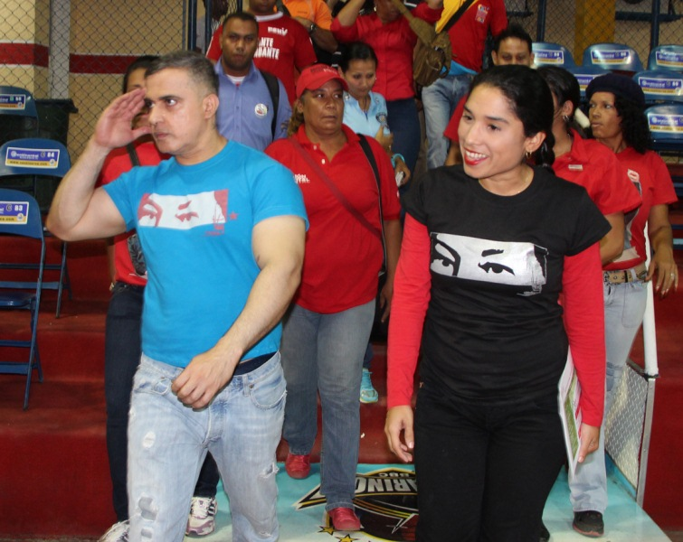 Chavistas reunieron al Poder Popular Popular