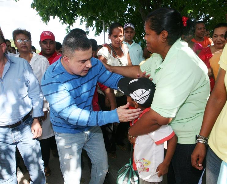 Gobernación continúa construcción del ambulatorio de Pozuelos en Puerto la Cruz