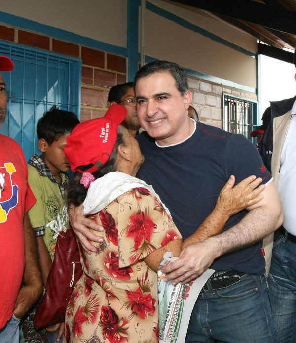 Gobernación construye ambulatorio en Barrio Colombia