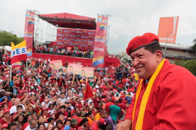 Hinterlaces da ganador a Hugo Chávez
