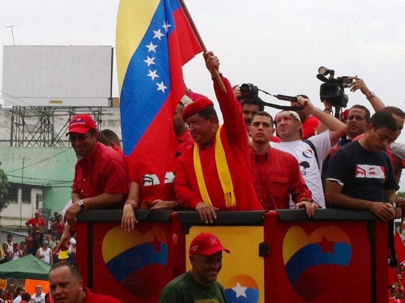 Chávez visita Anzoátegui este jueves