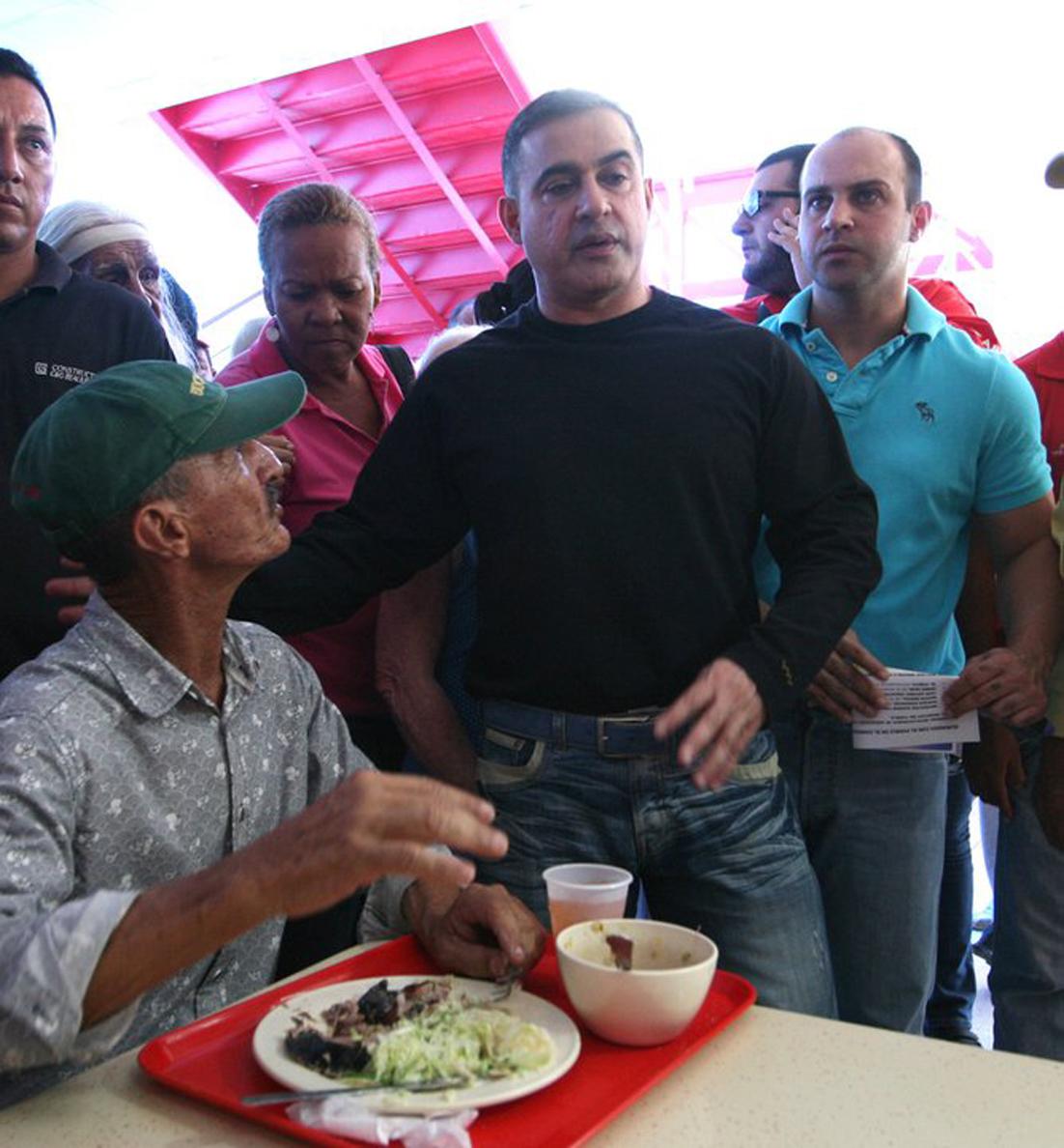 Gobernación asigna nuevos recursos para el Comedor Popular de Los Tronconales