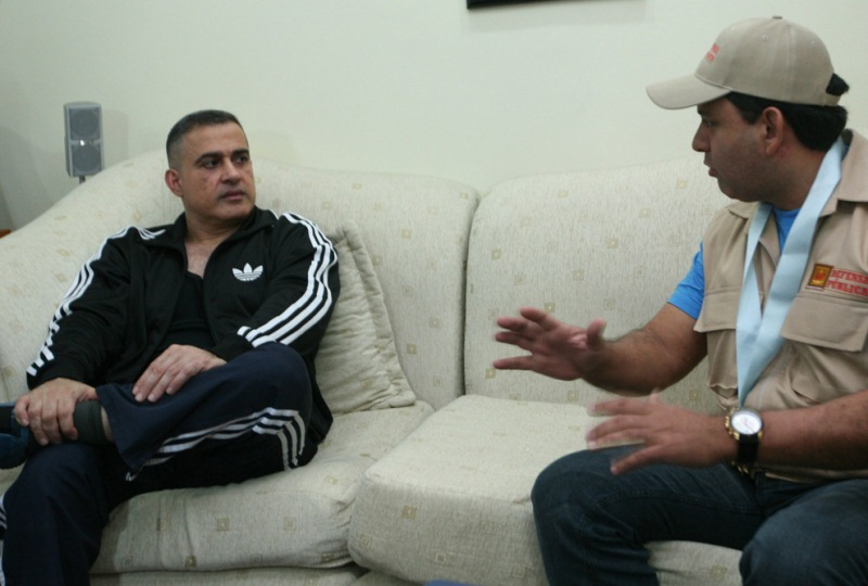 Gobernador Tarek apoya creación de oficina de Defensa Pública en Penitenciaría Puente Ayala
