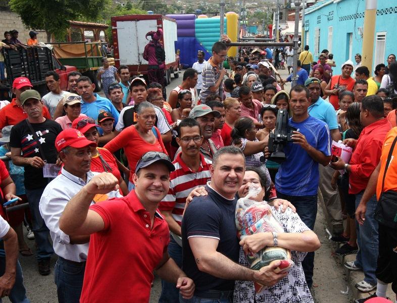 Tarek benefició a más de 8 mil portocruzanos en jornada social integral