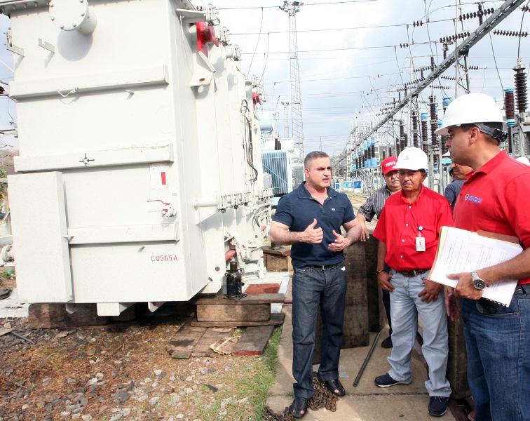 Ejecutivo invierte Bs. 10 millones en obras de vialidad y electrificación en Sotillo