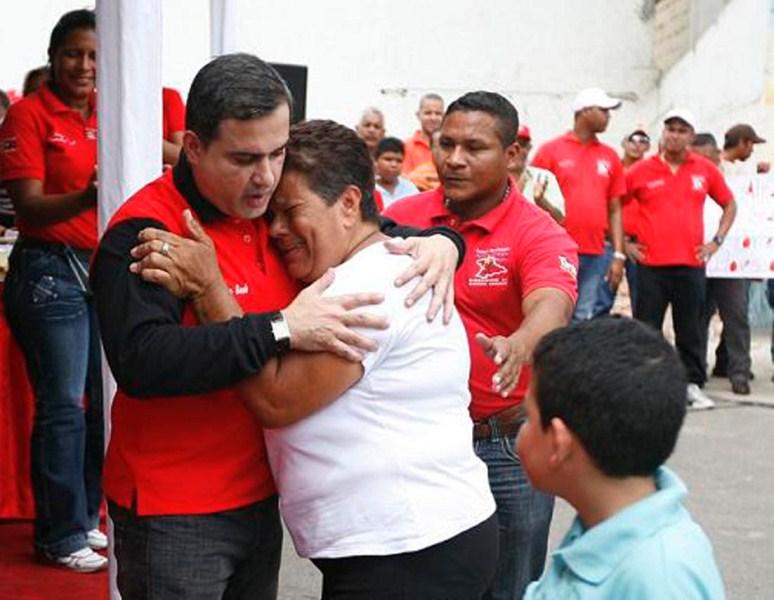 Tarek celebró II Entrega Masivas de Ayudas Sociales en El Tigre