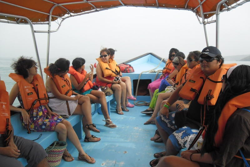 Gobernación promueve potencial turístico de Anzoátegui ante promotoras andinas