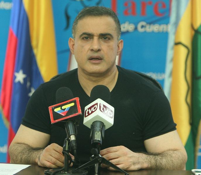 Gobernador Tarek: Ministro El Aissami envió 20 agentes para investigar atentado contra alcalde Bello