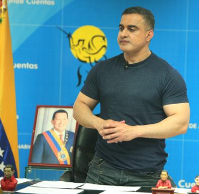 Gobernador Tarek entregó Bs. 107 mil 296 en donativos médicos