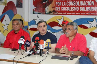 PSUV y Comando Carabobo resaltaron victoria chavista