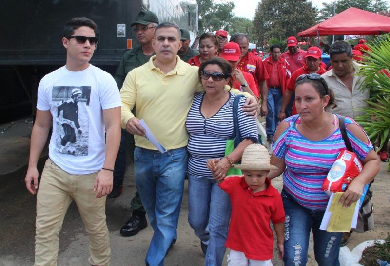 """16 mil personas atendidas en jornada cívico militar """"El Despertar de Los Pueblos"""""""