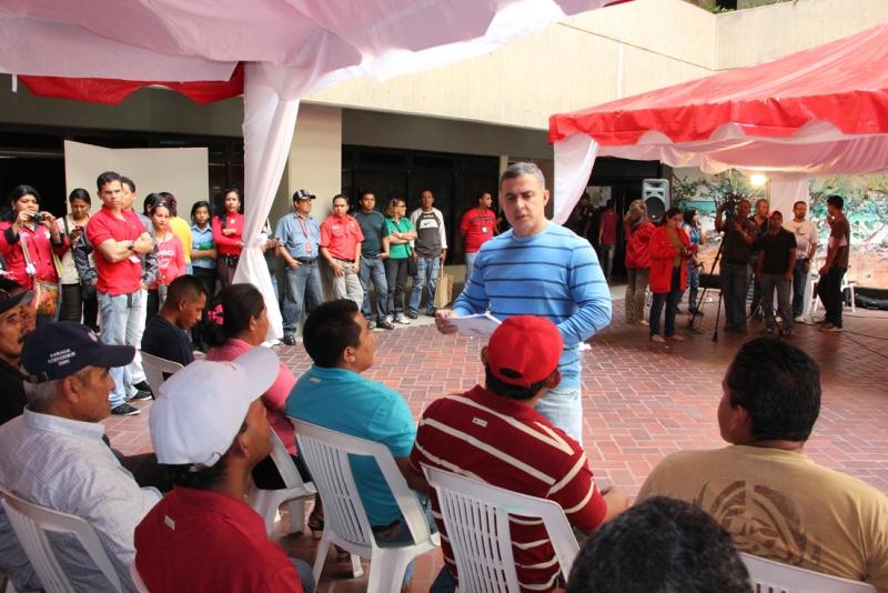 """Tarek: """"Anzoátegui es pionero del Poder Comunal en Venezuela"""""""