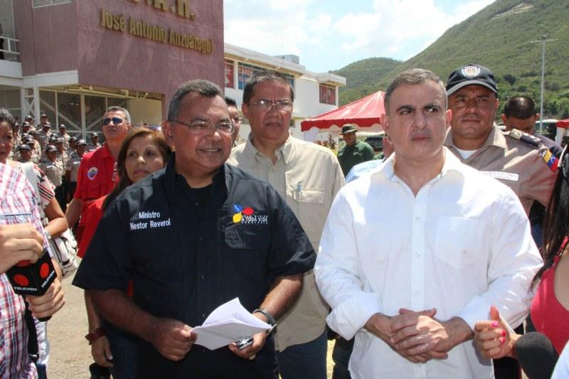 Desplegada Policía Nacional Bolivariana en Anzoátegui