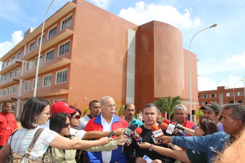 Tarek inauguró sede de la Unefa en San Tomé