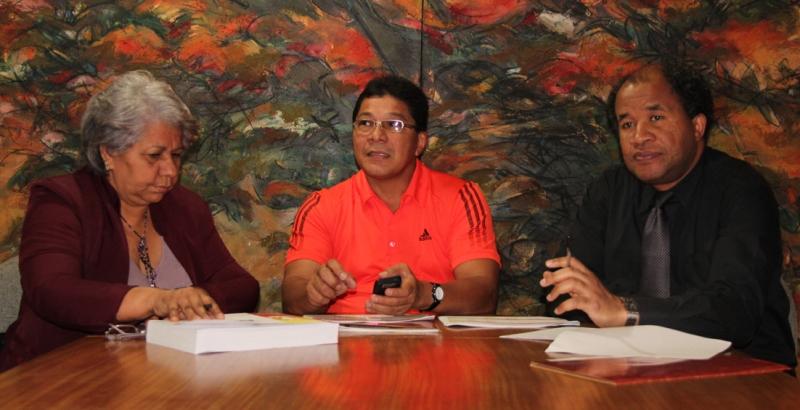 Gobernación priorizó seguridad social de trabajadores en presupuesto 2013