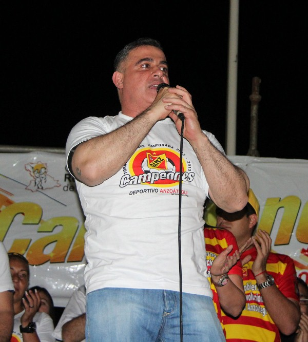 Tarek declaró héroes al DANZ