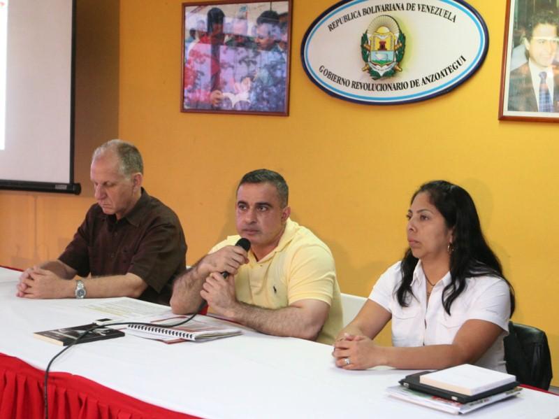 Gobernador Tarek y Viceministra Aponte  instalaron Junta Administradora Estadal