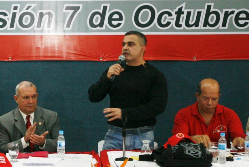 Tarek juramentó Frente de Abogados Bolivarianos en defensa de la Gran Misión 7 de Octubre