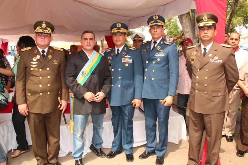 Gobernador Tarek presidió natalicio 223 de Anzoátegui