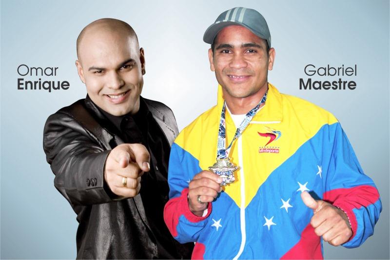 Hoy se presentan Omar Enrique y el Campeón Gabriel Maestre