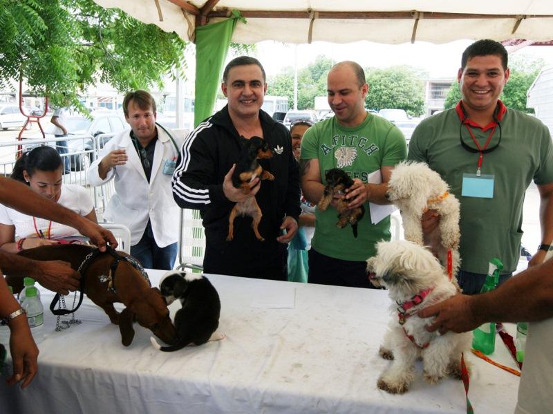 Tarek cerró con éxito Primera Jornada de Protección y Esterilización de Mascotas