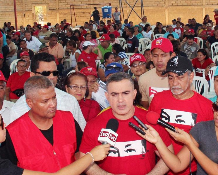 Comando Carabobo Anzoátegui realiza hoy Gran Asamblea del 1X10 en zona rural de Sotillo
