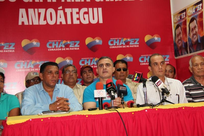 Comando Carabobo consolida Unidad Chavista