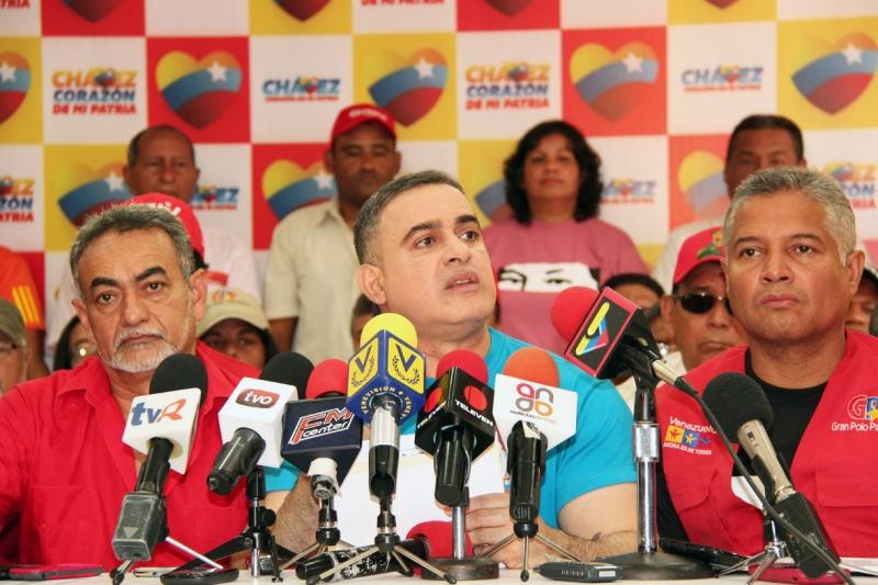 Tarek exaltó a Anzoátegui como bastión del Chavismo