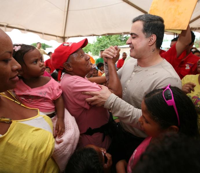 """Tarek: """"Entrego un digno estado chavista"""""""