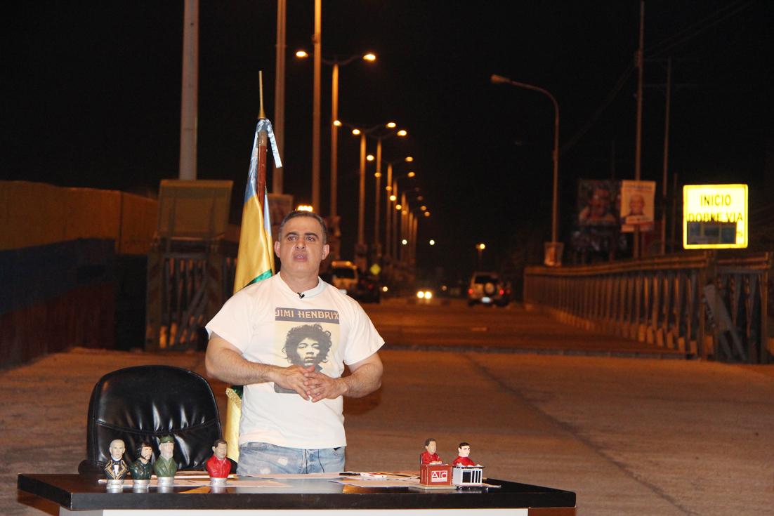Tarek inaugurará hoy lunes Puente Elías Manuitt Camero