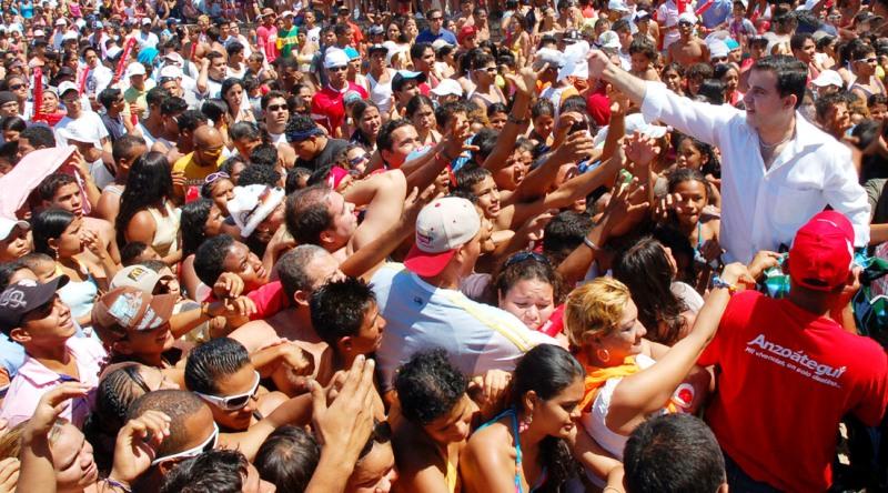 "Tarek: ""Esperamos 400 mil temporadistas en Carnavales"""