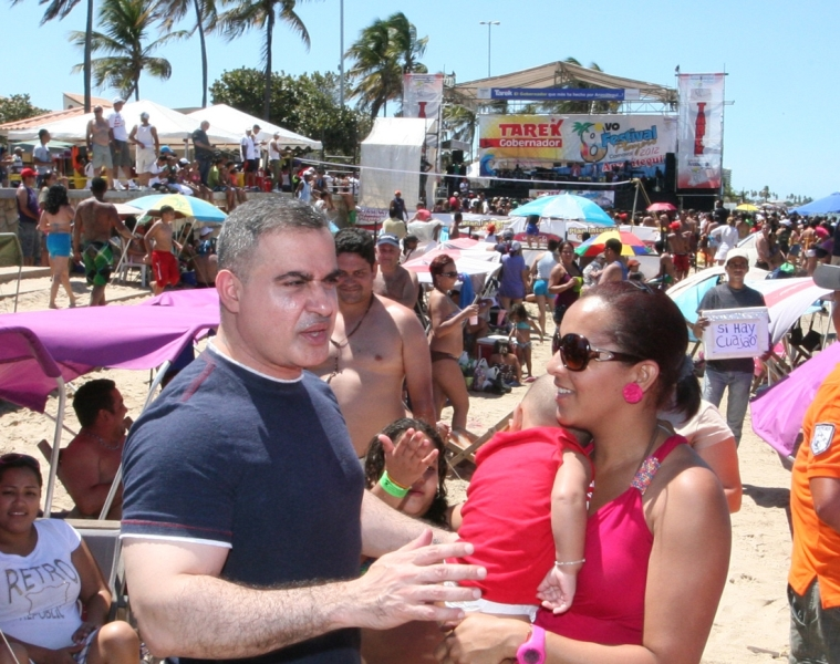 "Tarek: ""Carnavales 2012 ya superó en 30% a la temporada pasada"""