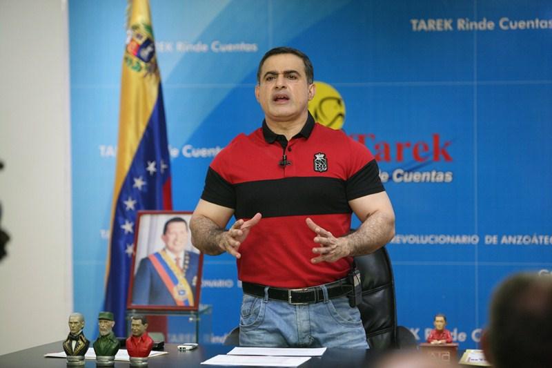 El pueblo de Anzoátegui apoya rotundamente al Comandante Hugo Chávez