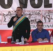 """Tarek: """"Ahora los militares son patriotas, bolivarianos y leales al pueblo"""""""