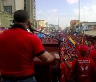 Chavistas realizarán concentración hoy en calle Sucre de Puerto la Cruz