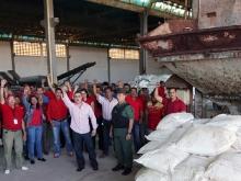 Gobernador Tarek participó en ocupación temporal de empresa Agro Servicios de Oriente