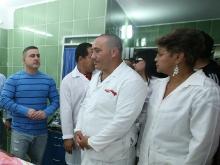 Gobernación de Anzoátegui continúa construcción de ambulatorio en Pica de Maurica