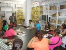 Archivo  General  de Anzoátegui  y Consejos Comunales articulan trabajo conjunto