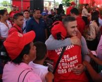 Tarek reunió Unidades de Batalla Carabobo en Anaco